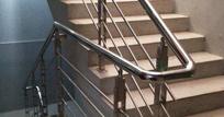 天津河东万达广场金属栏杆工程案例